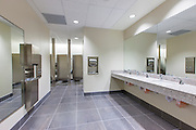 Interior image of bathroom remodel at Baltimore Gas & Electric Company by Jeffrey Sauers of Commercial Photographics, Architectural Photo Artistry in Washington DC, Virginia to Florida and PA to New England