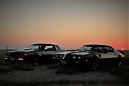 Stranded at Sunset After the Great American Eclipse<br />