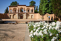 Iran, province de Kerman, jardin de Shahzadeh // Iran, Kerman province, Shazadeh Garden