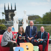 Borders Book Festival Launch 2017
