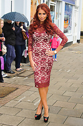 Amy Childs at a  signing of her latest products at Amy's Boutique in Brentwood, Essex, Wednesday, 31st October 2012  Photo by: Chris Joseph / i-Images