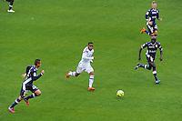 Alexandre LACAZETTE - 02.05.2015 - Lyon / Evian Thonon - 35eme journee de Ligue 1<br />Photo : Jean Paul Thomas / Icon Sport