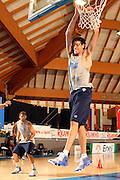 DESCRIZIONE : Bormio Ritiro Nazionale Italiana Maschile Preparazione Eurobasket 2007 Allenamento Preparazione fisica<br /> GIOCATORE : Angelo Gigli<br /> SQUADRA : Nazionale Italia Uomini EVENTO : Bormio Ritiro Nazionale Italiana Uomini Preparazione Eurobasket 2007 GARA : <br /> DATA : 22/07/2007 <br /> CATEGORIA : Allenamento <br /> SPORT : Pallacanestro <br /> AUTORE : Agenzia Ciamillo-Castoria/E.Castoria<br /> Galleria : Fip Nazionali 2007 <br /> Fotonotizia : Bormio Ritiro Nazionale Italiana Maschile Preparazione Eurobasket 2007 Allenamento <br /> Predefinita :