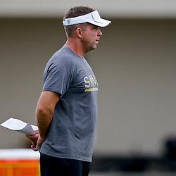 8/14/2013 9:29:13 AM -- New Orleans, LA  -- Saints rebirth with the return of Head Coach Sean Payton --    Photo by Derick E. Hingle , Gannett