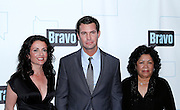 Jenny Pulos, Lewis and Zoila attend the 2010 Bravo Media Upfront Party at Skylight Studios in New York City on March 10, 2010.