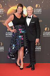 Red Carpet for the closing ceremony of 58th Monte-Carlo International Television Festival. 19 Jun 2018 Pictured: Neal McDonough, Ruve McDonough. Photo credit: maximon / MEGA TheMegaAgency.com +1 888 505 6342