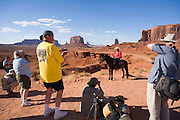 Monument Valley, Arizona, USA (editorial use only)