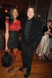 Singer JAMELIA and actor MICHAEL BRANDON at the Orion Authors Party held at the Royal Opera House, Covent Garden, London on 11th February 2008.<br /><br />NON EXCLUSIVE - WORLD RIGHTS