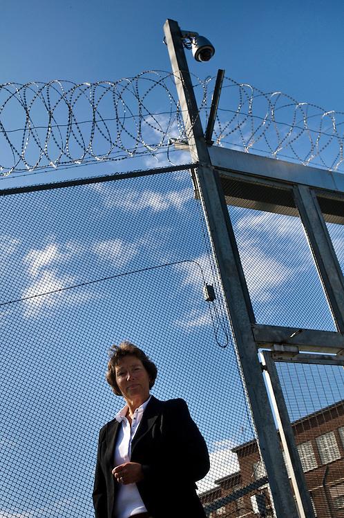 Ellen Bjerke, senior rådgivare på Ila Fängelse, där Anders Behring Breivik kommer att sitta.