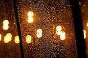 Belo Horizonte_MG, Brasil..Vidro de carro molhado pela chuva em Belo Horizonte, Minas Gerais..Glass car wet by rain in Belo Horizonte, Minas Gerais. .Foto: MARCUS DESIMONI / NITRO