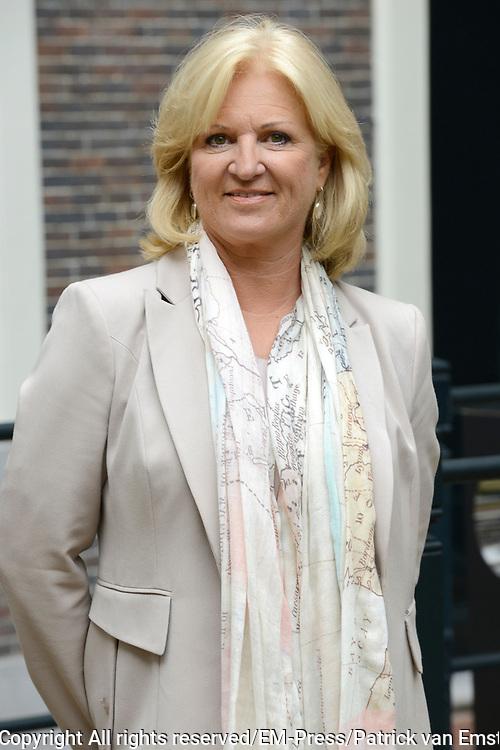 Perspresentatie van de film Chez Nous in Hotel The Grand, Amsterdam<br /> <br /> Op de foto: Anita Meijer