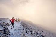 Helvellyn winter run