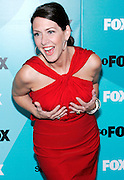 Actress Joely Fisher poses at the Fox 2009 Programming Presentation Post-Party Arrivals at Wollman Rink in New York City, USA on May 18, 2009.