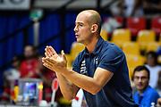Giacomo Baioni<br /> Germani Basket Brescia - Vanoli Cremona<br /> Basket Precampionato Serie A LBA 2019/2020<br /> Desio 15 September 2019<br /> Foto Mattia Ozbot / Ciamillo-Castoria