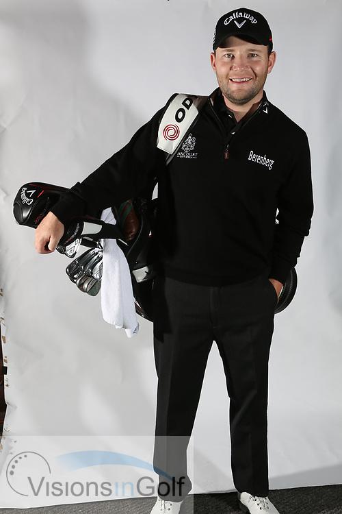 Branden Grace<br /> Portrait<br /> 2013<br /> <br /> Golf Pictures Credit by: Mark Newcombe / visionsingolf.com