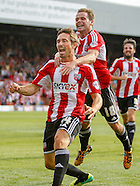 Brentford v Charlton Athletic 090814