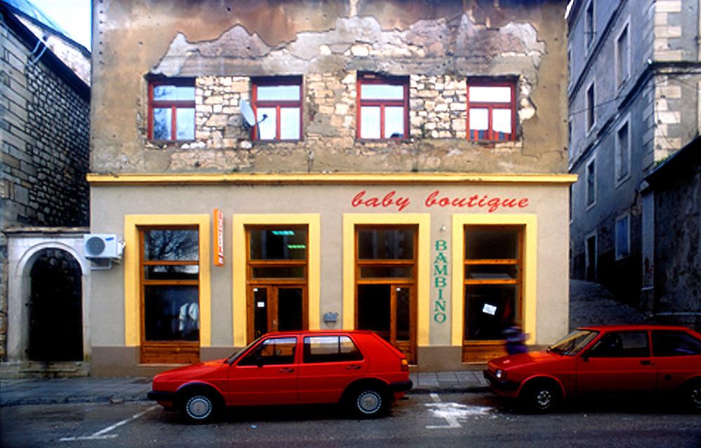 Baby Boutique rebuilt