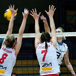 20110413: SLO, Volleyball - Calcit Kamnik vs Nova KBM Branik, 2nd game of finals