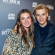 """NLD/Haarlem/20170202 -  Premiere Jeroen van der Boom's show """"Dit ben ik"""", Maan de Steenwinkel en ........."""