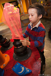North America, United States, Washington, Bellevue, KidsQuest Children's Museum.  PR