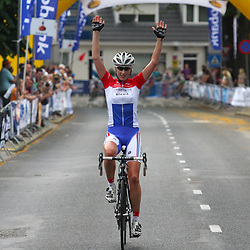 Sportfoto archief 2006-2010<br /> 2010<br /> Loes Gunnewijk wint de ronde van Enter voor vrouwen