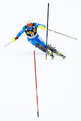 THALER Patrick of Italy during the 2nd Run of Men's Slalom - Pokal Vitranc 2013 of FIS Alpine Ski World Cup 2012/2013, on March 10, 2013 in Vitranc, Kranjska Gora, Slovenia.  (Photo By Matic Klansek Velej / Sportida.com)
