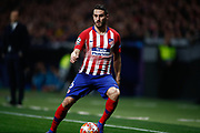 Koke of Atletico de Madrid during the UEFA Champions League, round of 16, 1st leg football match between Atletico de Madrid and Juventus on February 20, 2019 at Wanda metropolitano stadium in Madrid, Spain - Photo Oscar J Barroso / Spain ProSportsImages / DPPI / ProSportsImages / DPPI