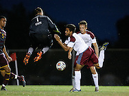 October 15, 2016: The Midwestern State University Mustangs play against the Oklahoma Christian University Eagles on the campus of Oklahoma Christian University.