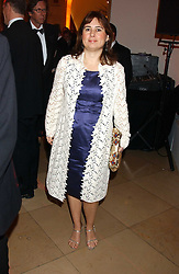 ALEXANDRA SHULMAN at a fundraising gala to celebrate 150 years of The National Portrait Gallery, at the NPG, St.Martin's Place, London on 28th February 2006.<br />