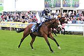 York Races 16-06-2018. Macmillan Charity Raceday 160618