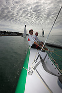© Sander van der Borch. Cowes - England, July 31th 2009.