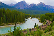 Canadian Rocky Mountains, Banff National Park, Alberta