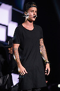 Photos of Justin Bieber performing live during the Billboard Hot 100 Music Festival at Nikon at Jones Beach Theatre in Wantagh, NY. August 23, 2015. Copyright © 2015. Matthew Eisman. All Rights Reserved