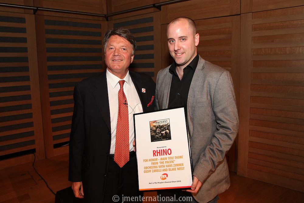 Fran Nevrkla and Andy Elms - Head of UK and International Royalties, Warner Music