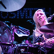 The Colourist performs at 930 Club on February 26, 2015.