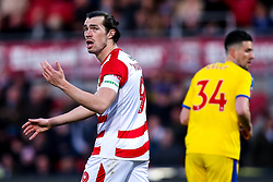 John Marquis of Doncaster Rovers cuts a frustrated figure - Mandatory by-line: Robbie Stephenson/JMP - 17/02/2019 - FOOTBALL - The Keepmoat Stadium - Doncaster, England - Doncaster Rovers v Crystal Palace - Emirates FA Cup fifth round proper