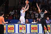 Marco Giuri<br /> Dolomiti Energia Aquila Basket Trento - Happy Casa New Basket Brindisi<br /> LegaBasket Serie A 2017/2018<br /> Trento, 08/04/2018<br /> Foto M.Ceretti / Ciamillo - Castoria