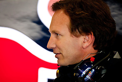 08.07.2011, Silverstone Circuit, Silverstone, GBR, F1, Großer Preis von Großbritannien, Silverstone, im Bild Christian Horner, Teamchef, Red Bull Racing-Renault // during the Formula One Championships 2011 British Grand Prix held at the Silverstone Circuit, Northamptonshire, United Kingdom, 2011-07-08, EXPA Pictures © 2011, PhotoCredit: EXPA/ J. Feichter