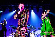 Scissor Sisters performs in Madrid