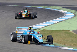 Kevin Kratz (GER) (Jenzer Motorsport) beim ADAC Formel 4 Rennen am Hockenheimring.  / 300916<br /> <br /> <br /> ***ADAC Formula 4 race on October 1, 2016 in Hockenheim, Germany.***