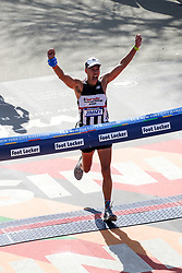 Foot Locker Five-Borough Challenge winner<br /> Jimmy Fernandez<br /> TCS New York City Marathon 2019