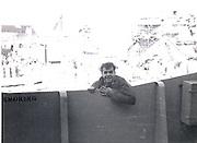 Daniel Doiy in the navy 1961