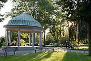 Stadtgarten, Friedrichshafen, Bodensee, Baden-Württemberg, Deutschland