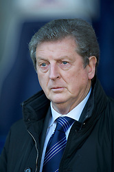 WEST BROMWICH, ENGLAND - Saturday, March 19, 2011: West Bromwich Albion's Roy Hodgson during the Premiership match against Arsenal at the Hawthorns. (Photo by David Rawcliffe/Propaganda)