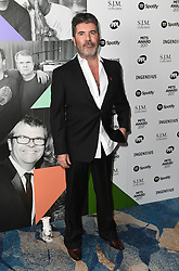 Simon Cowell arriving for the 26th Annual Music Industry Trusts Awards held at the Grosvenor House Hotel, London. Picture credit should read: Doug Peters/Empics Entertainment