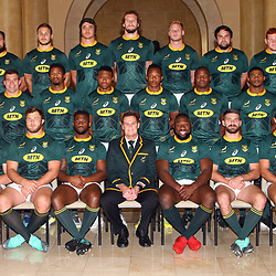 South African Springbok team during the South African Springbok team photo,at the The Cullinan Hotel in Cape Town.South Africa. 22,06,2018 22,06,2018 Photo by (Steve Haag JMP)