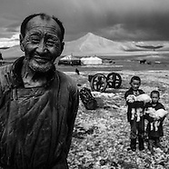 Mongolia in Black and white, Mongolie en Noir et Blanc