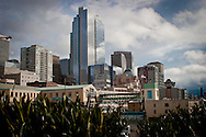 Seattle Skyline from Victor Steinbrueck Park, Seattle, Washington