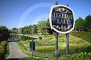 Harrisburg, PA, Italian Lake, Uptown City Park
