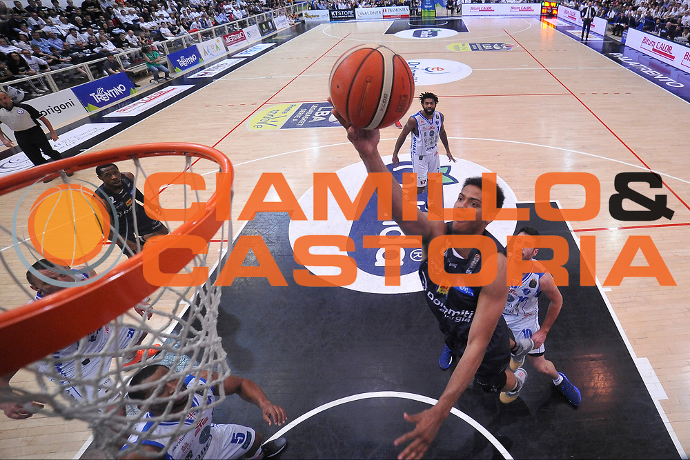 Quarti di Finale Gara 2<br /> Legabasket A 2016,2017<br /> Trento 14,05,2017<br /> Foto Ciamillo-Castoria,GiulioCiamillo